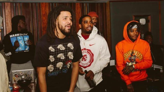 Reason Amp J I D Want To Do What Kendrick Lamar Amp J Cole