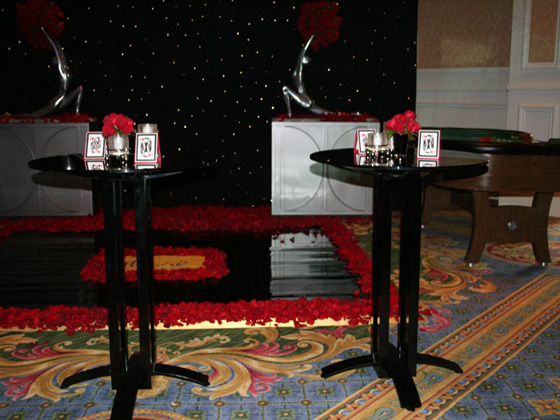 Bridal Show Orlando Table
