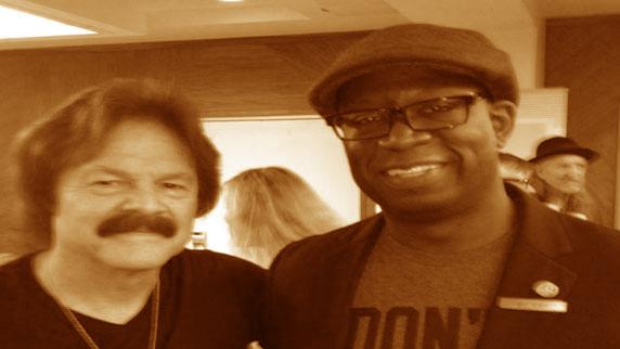Tom Johnston and DJ Carl©