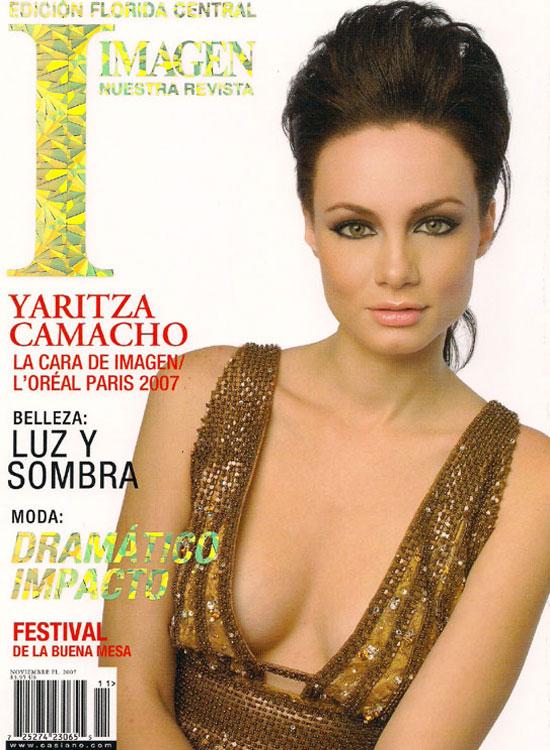 Imagen magazine cover - Florida edition