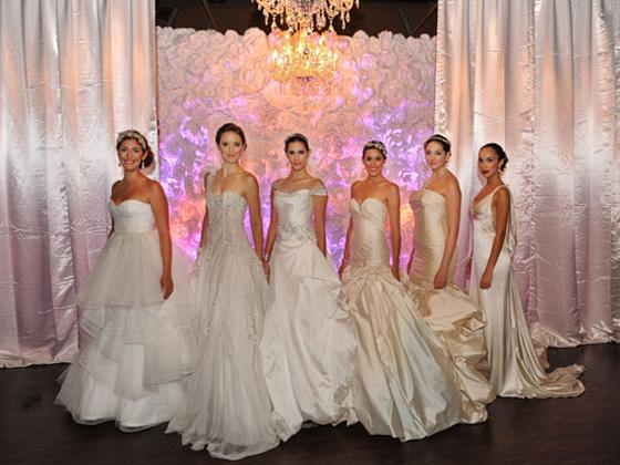 Ines Di Santo brides