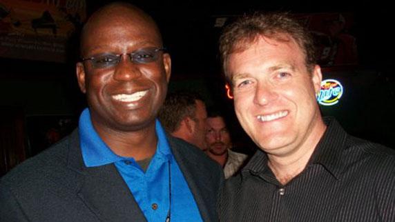 Keith Landry and DJ Carl©