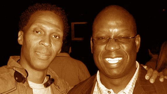 Keith Shocklee and DJ Carl©