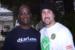 Joey Fatone at Pepsi event in Orlando