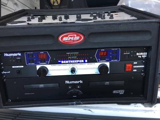 Rent American Audio Mixer | Numark CDN-22 CD Player in Orlando