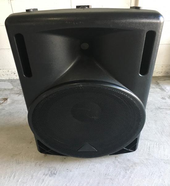 Rent Behringer B215D Powered Speakers in Orlando Florida