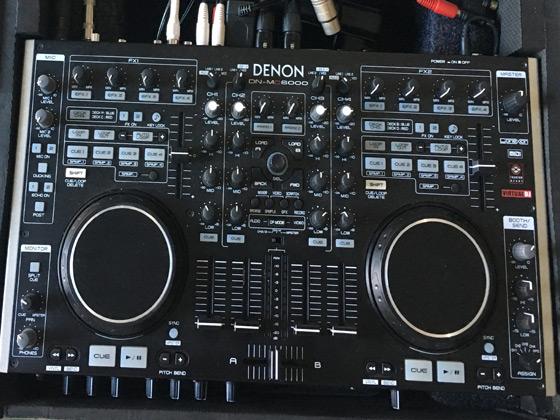 Rent Denon DJ DN-MC6000 controller in Orlando