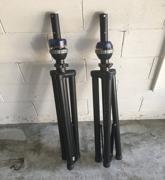 Rent Ultimate Support TS90B DJ Tripods in Orlando Florida
