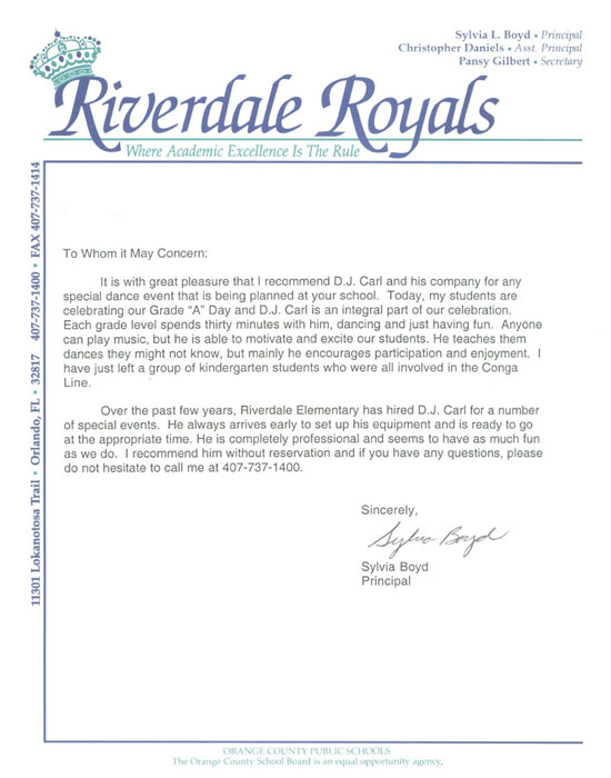 Riverdale Elementary School Dance review