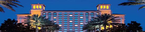 Ritz Carlton Orlando Disney banner