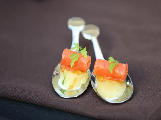Wedding Hors D' Oeuvres