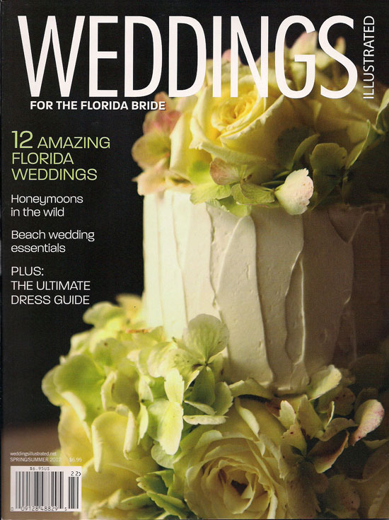 Weddings Illustrated wedding cover