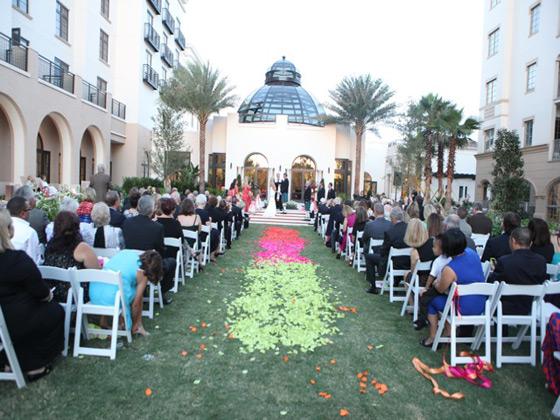 Winter Park Wedding Ceremony