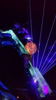 Glasto Arcadia - Metamorphosis show - Absolutely incredible!