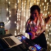 DJing Alphabet City NYC 2012