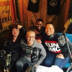 Primary Food, DJ CherishTheLuv, Tim Haft, Susan Hannigan and Lanai Daneils