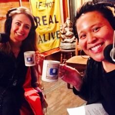 Primary Food, DJ CherishTheLuv and Caffe Unimatic's Elisabeth Cardiello
