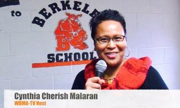 TV Host Cynthia Cherish Malaran