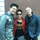 My inspirations, dear music brothers from in DC, Thievery Corporation