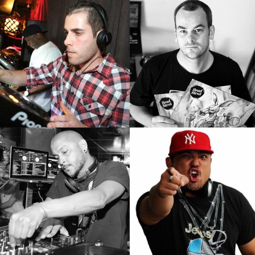 Biggest 4th of July in the Southern Hemisphere @ COHIBAR to HARD ROCK CAFE [DJS: PHIL TOKE, SAYWHUT, CMAN, FRENZIE]