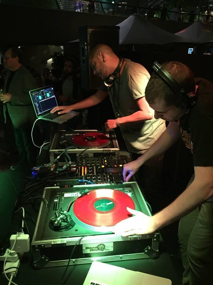 NEW MIX: Soul Of Sydney DJ's (Phil Toke & CMAN) live B2B set @ Sounds Of Afrobeat Festival
