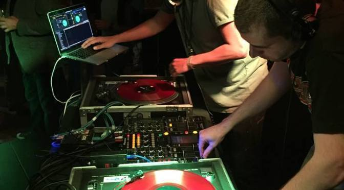 NEW MIX: Soul Of Sydney DJ's (Phil Toke & CMAN) live B2B set @ Sounds Of Afrobeat Festival