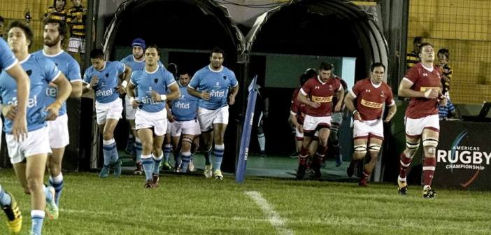 Uruguay Celebrates Win Against Canada: Americas Rugby Championship