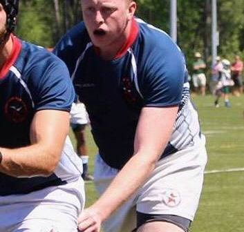 Strikers Rugby Signs Jackson Slater