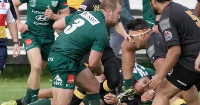 Strikers Rugby Signs Codi Jones