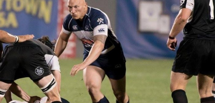 Strikers Rugby Signs Diego Armando Maquieira