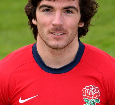 Photo: England 7s Matthew Turner