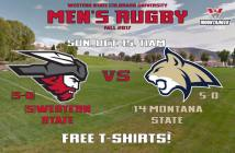 Western State vs. Montana State