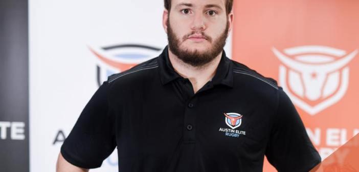 Austin Elite Rugby Adss Mason Pedersen