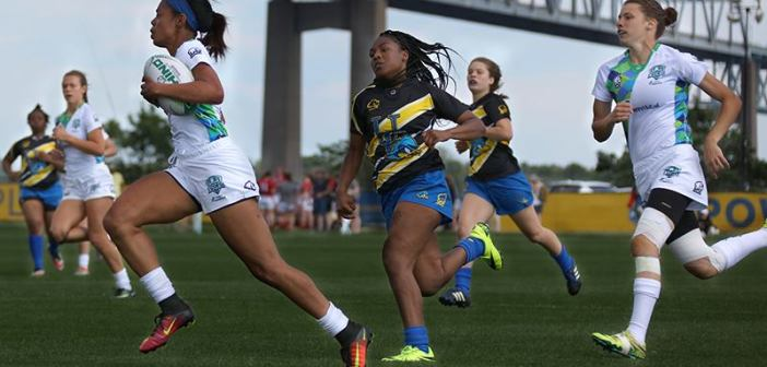 NSCRO Women's Rugby 7s All-Stars