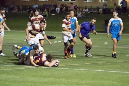 Delaware vs. Iona Rugby