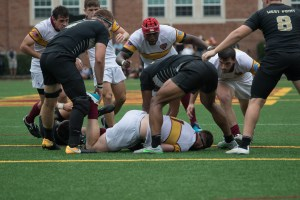 Army Edges Iona Rugby