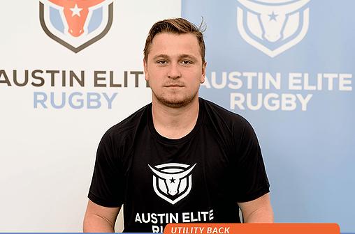 Austin Elite Rugby Signs Allan Hanson