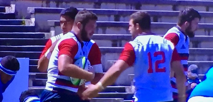 USA Rugby Selects Loses to Samoa: Americas Pacific Challenge