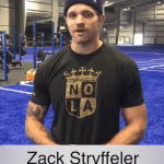 New Orleans Gold Signs Zack Stryffeler