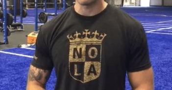 New Orleans Gold Signs Zack Stryffeler