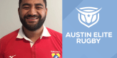 Austin Elite Rugby Signs Pakisonasi Afu