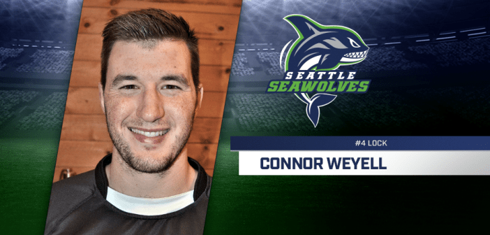 Seattle Seawolves Sign Connor Weyell