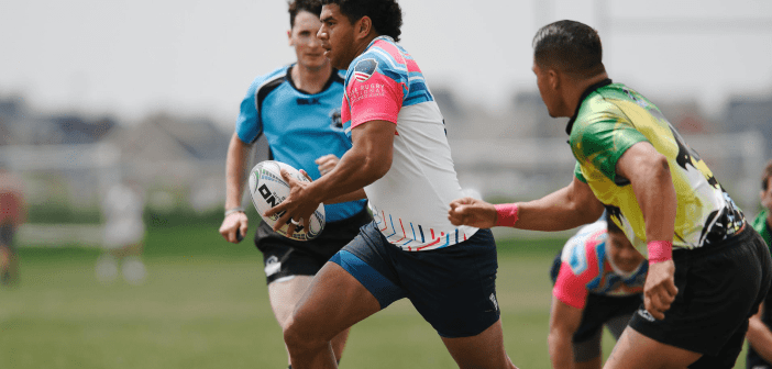 Utah Warriors Sign Joshua Whippy