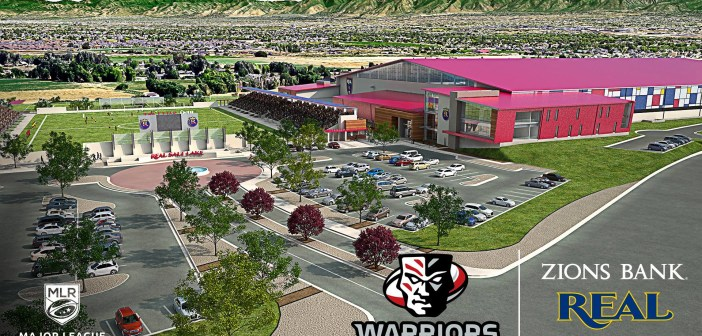 Utah Warriors to Play at Zions Bank Stadium