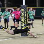 Record Crowd Watch Houston SaberCats Defeat Seattle Saracens