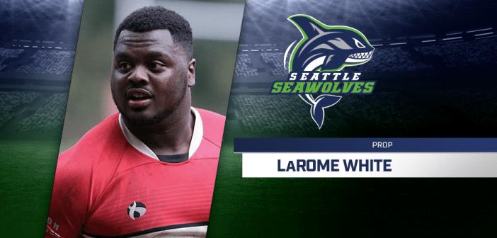 Seattle Seawolves Sign LaRome White