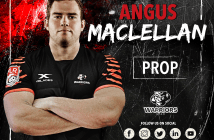 Utah Warriors Sign Eagle Angus Maclellan
