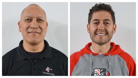 Utah Warriors Add Assistant Coaches Mark Numbers & Robert Randell