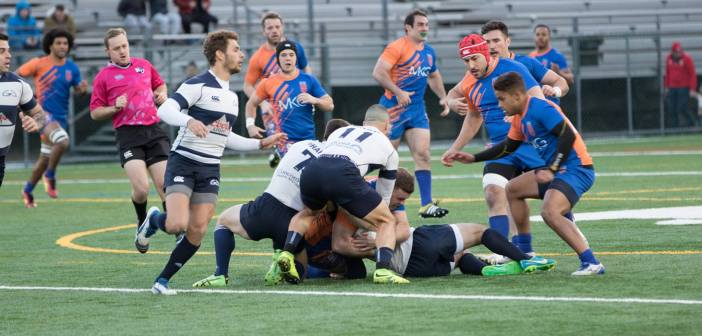 Boston Mystic Rugby & Rugby United New York Round 2