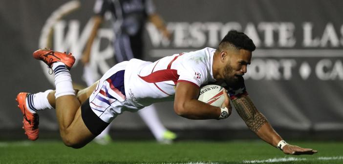 Eagles Sevens Win USA7s Pool, Quarterfinals, Meet Fiji in Semis